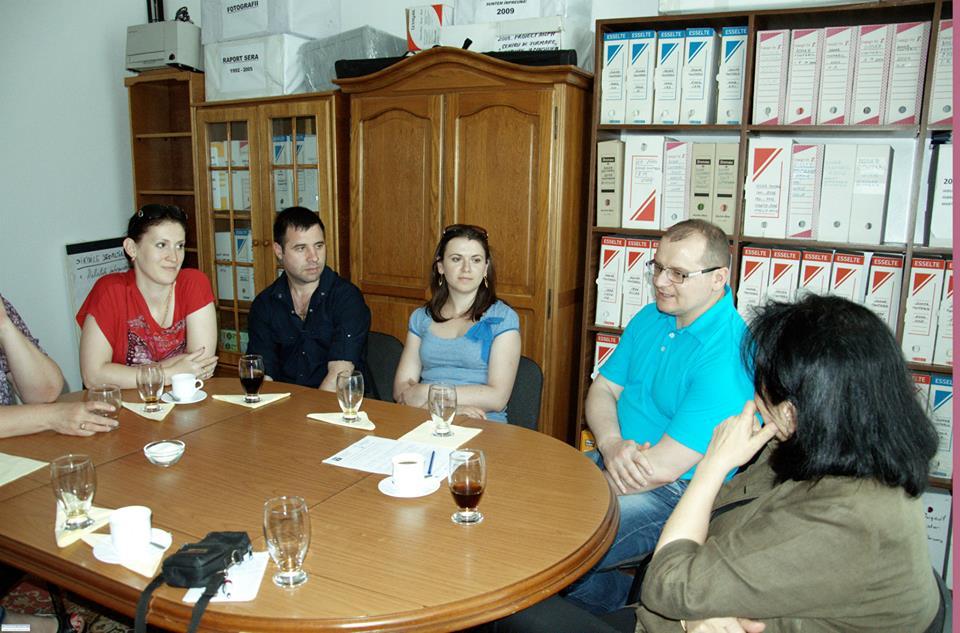 Vizita din Republica Moldova la Fundația S.O.S. Copiii Gorjului